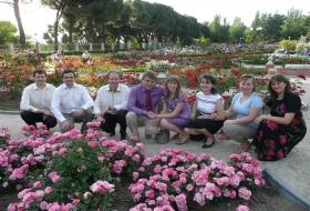 Испания, Парк роз