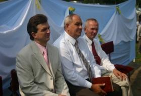 Водное Крещение с. Карпиловка