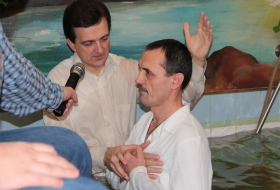Водное Крещение ц. Ковчег